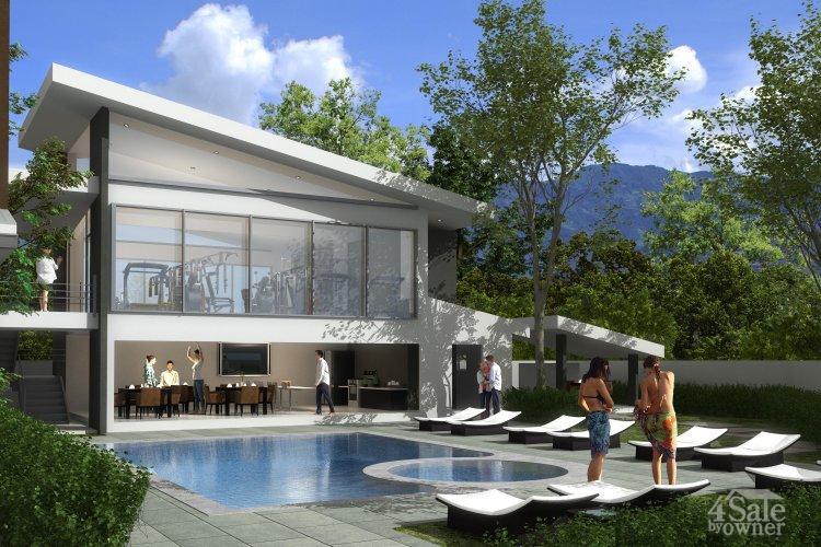 Casas town house en brasil de mora casa santa ana san for B b for sale by owner