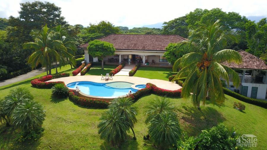 Hacienda en puntarenas casa garabito puntarenas for B b for sale by owner
